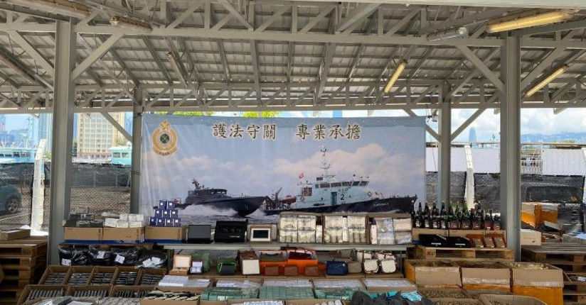 Customs Make Largest Smuggling Seizure Of The Year