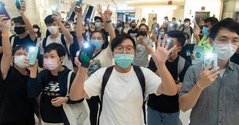 Human Rights Scores Plummet In SAR, Says Index Report