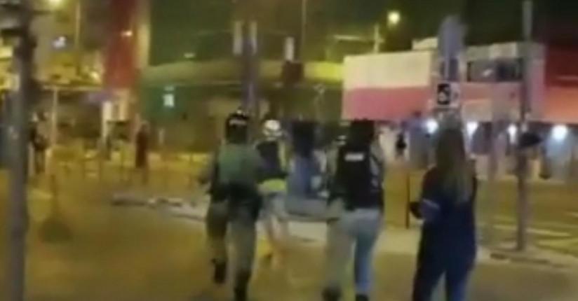 Police Pledge Probe Into Alleged Reporter Attack