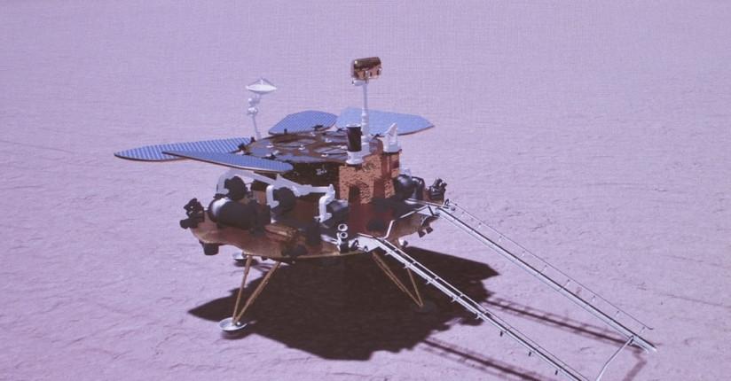 PolyU Celebrates Role In Mars Rover Landing